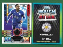 Leicester City Jeff Schlupp Ghana R7 Rising Star